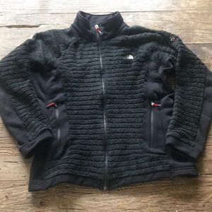North Face Summit Series Fleece Jacket Blk XL